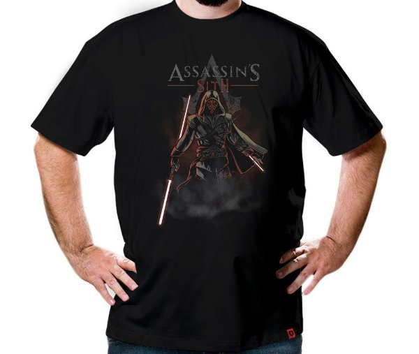 Camiseta Assassin's Sith