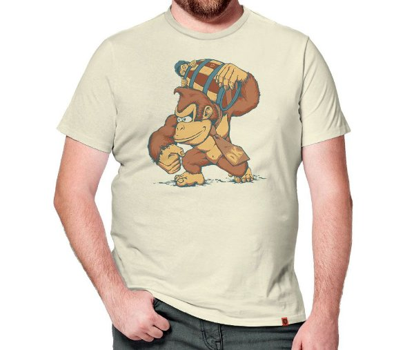 Camiseta Barril
