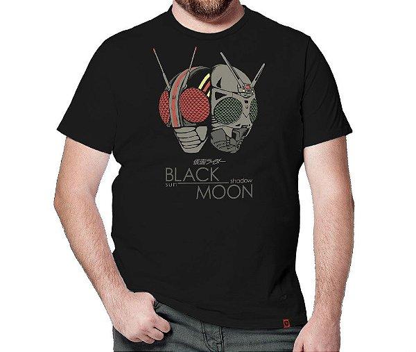 Camiseta Black X Moon
