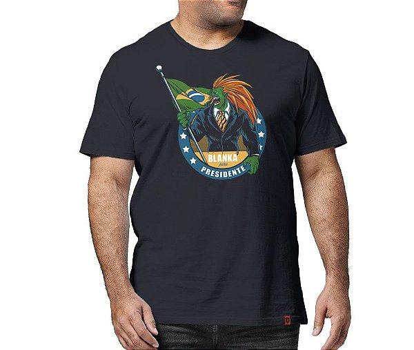 Camiseta Blanka Presidente