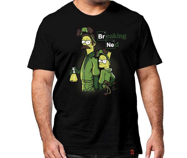 Camiseta Breaking Ned