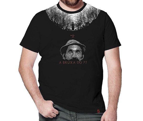 Camiseta Bruxa do 71