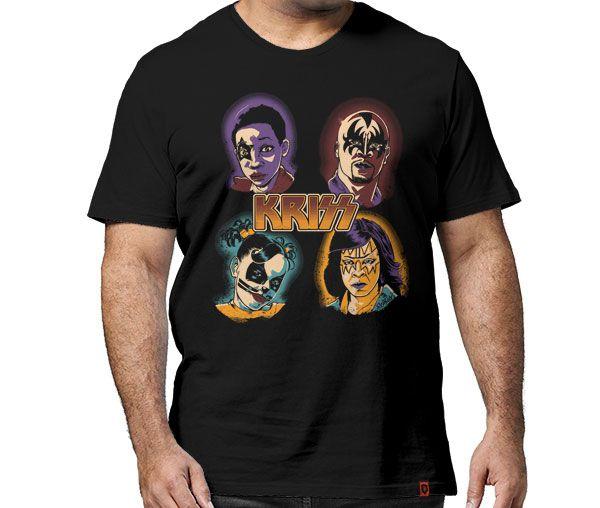 Camiseta Kriss