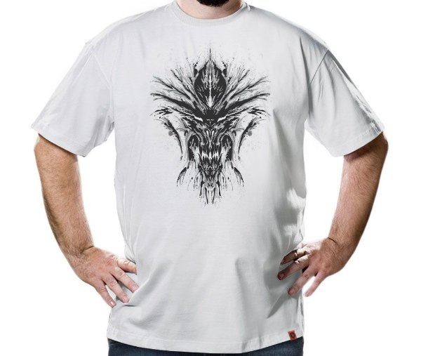 Camiseta Diablo Rorscharch