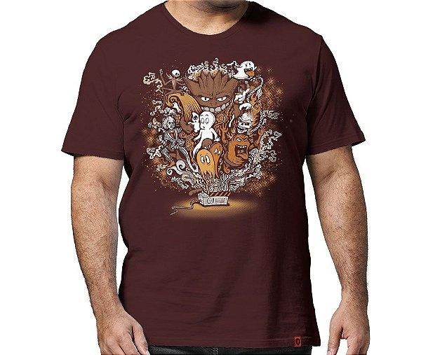Camiseta Ghosts