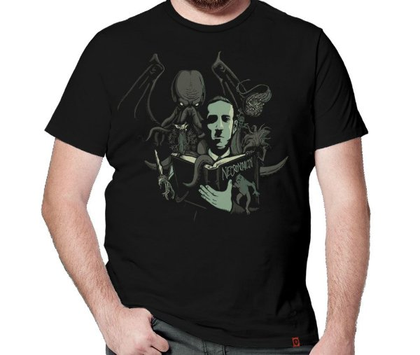 Camiseta Lovecraft