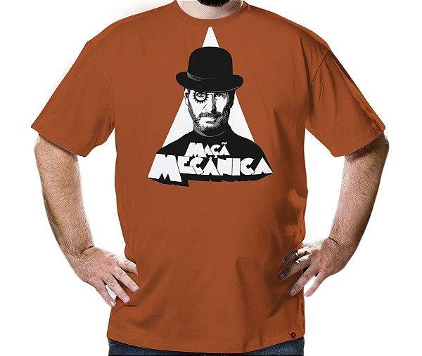 Camiseta Maçã Mecânica