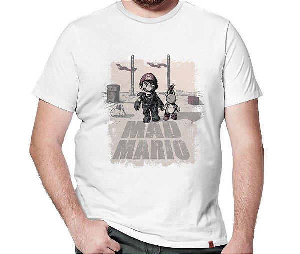 Camiseta Mad Mario