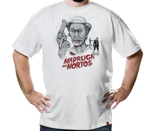 Camiseta Madruga dos Mortos
