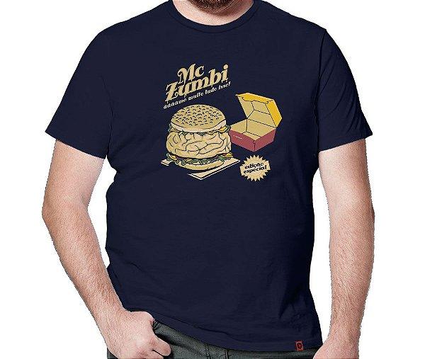 Camiseta Mc Zumbi
