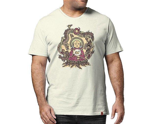Camiseta Mestre dos Budas