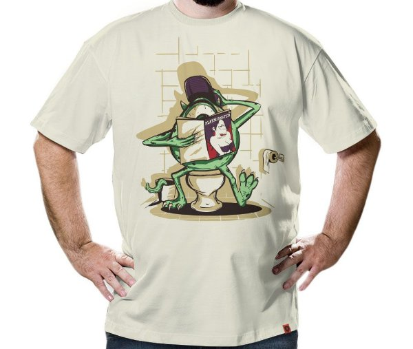 Camiseta Playmonster