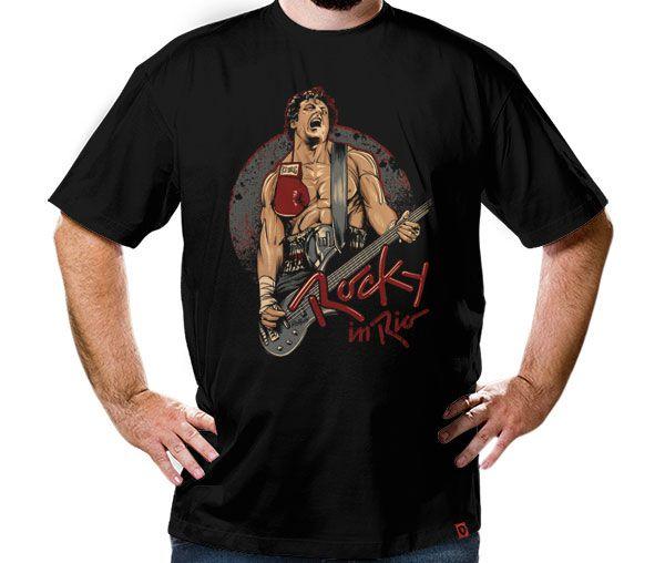 Camiseta Rocky in Rio