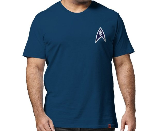 Camiseta Star Trek Science