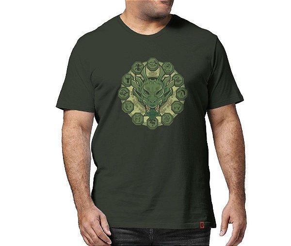 Camiseta Talismãs