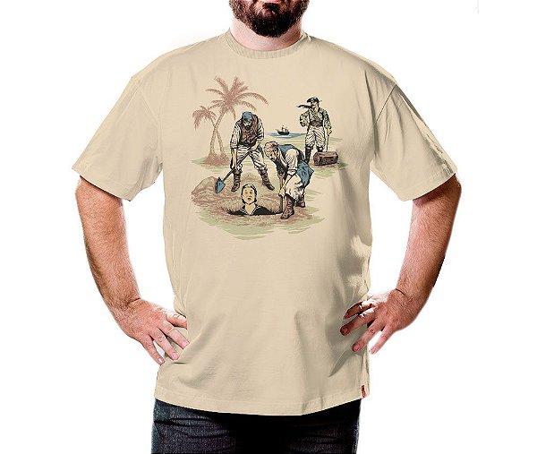 Camiseta Tesouro Perdido