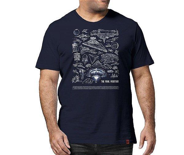 Camiseta The Final Frontier