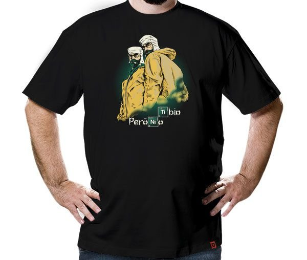 Camiseta Tíbio e Perônio
