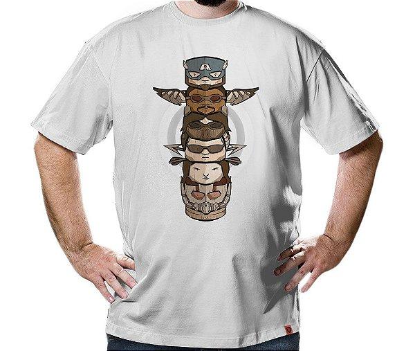 Camiseta Totem Civil