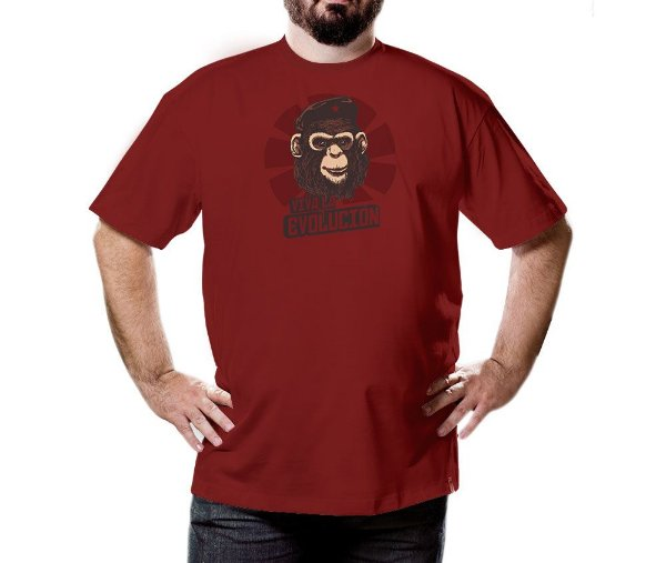 Camiseta Viva La Evolucion