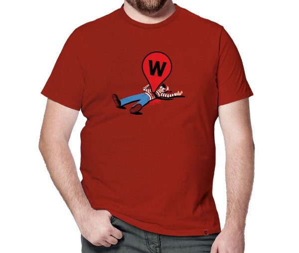 Camiseta Wally