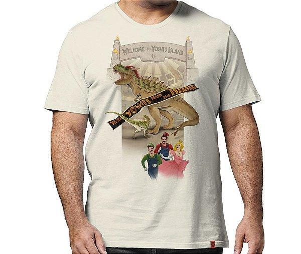 Camiseta Yoshi's Island