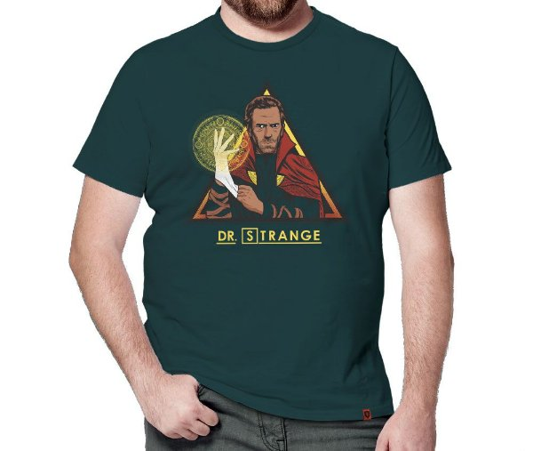 Camiseta Dr. Strange