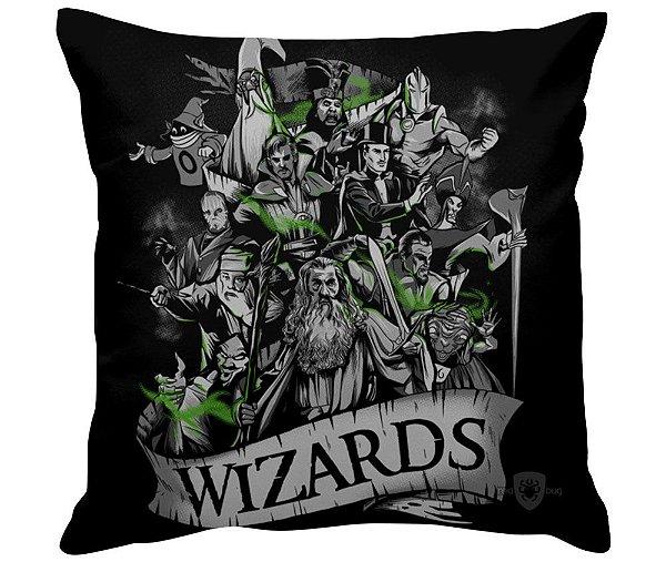 Almofada - Wizards