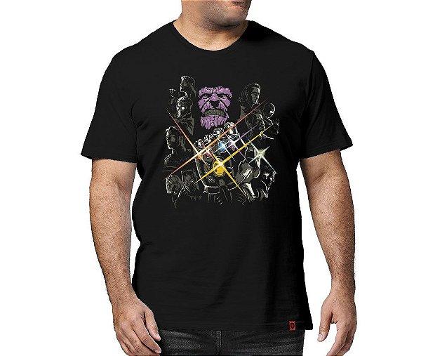 Camiseta Guerra Infinita