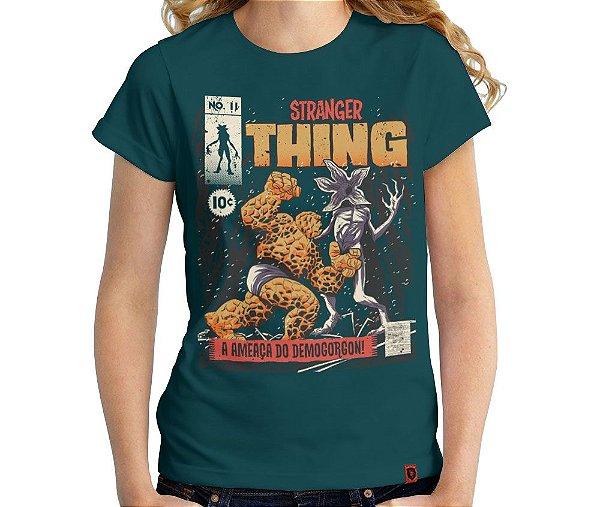 Camiseta Coisas Estranhas