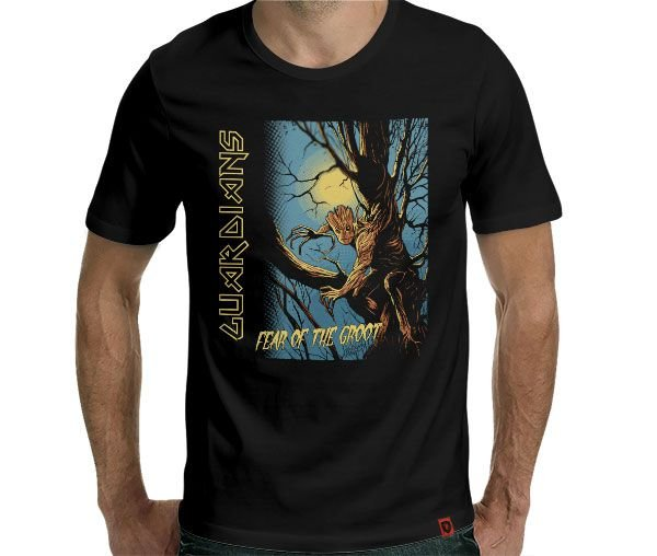 Camiseta Fear of the Groot