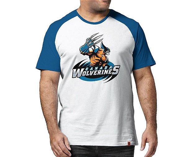 Camiseta Team Wolverines