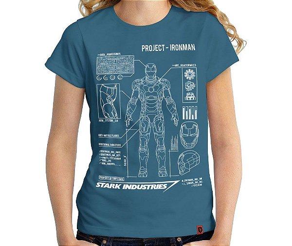 Camiseta Iron Man Project
