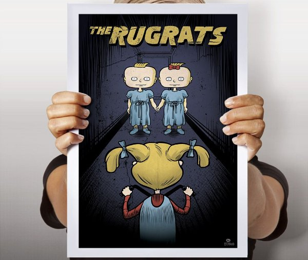 Poster Os Rugrats
