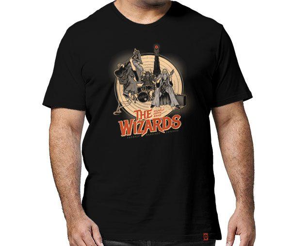 Camiseta The Wizards