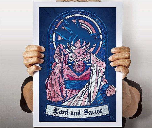 Poster Saint Goku