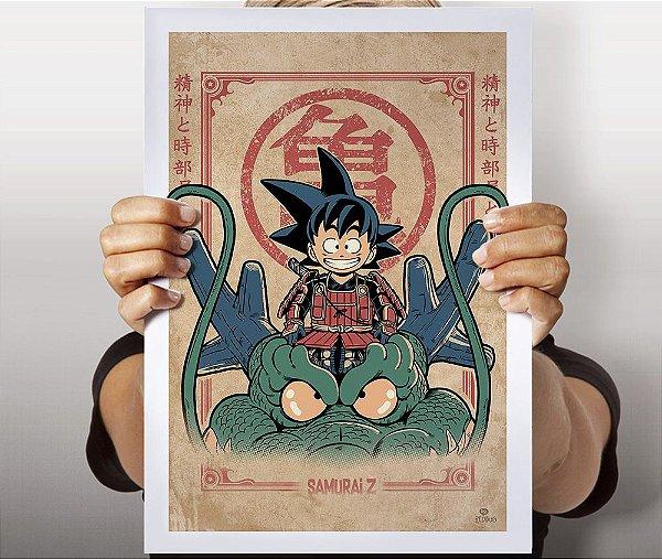 Poster Samurai Z