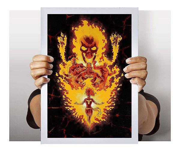Poster Hot Stuff