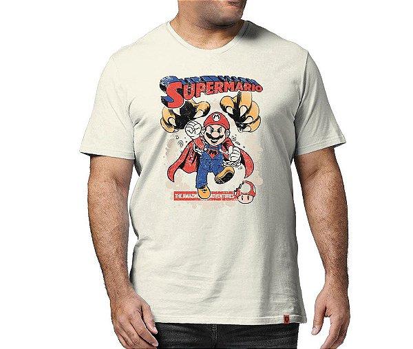 Camiseta SuperMario
