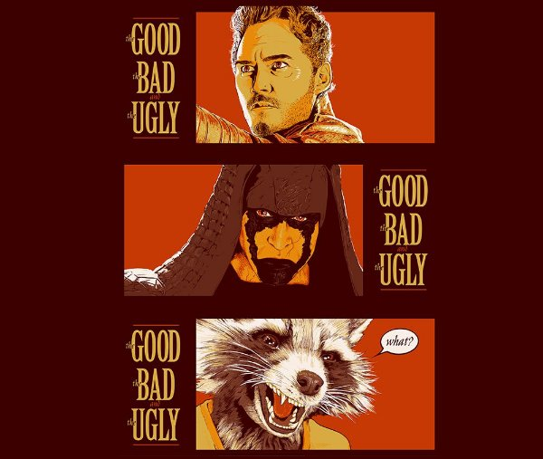 Arte The Good the Bad & the Ugly