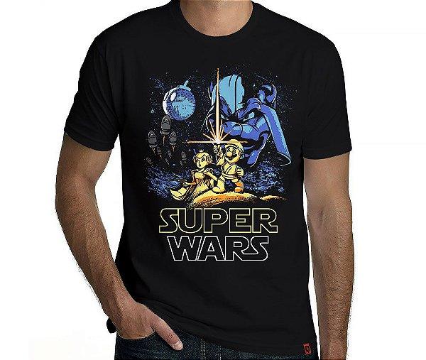 Camiseta Super Wars