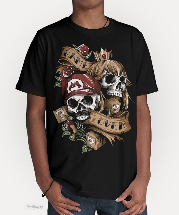 Camiseta Game Lover
