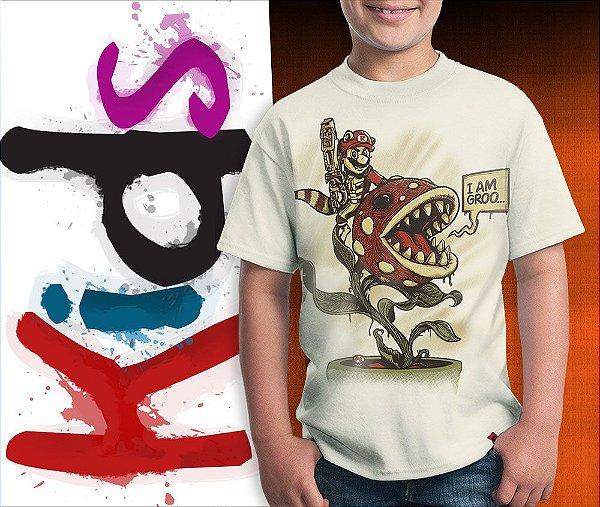 Camiseta Mario Raccoon