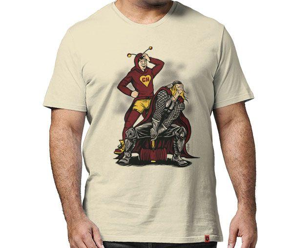 Camiseta Chapolin Hammer