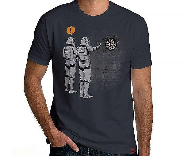 Camiseta Tiro Ao Alvo