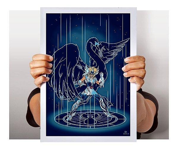Poster Hyoga de Cisne