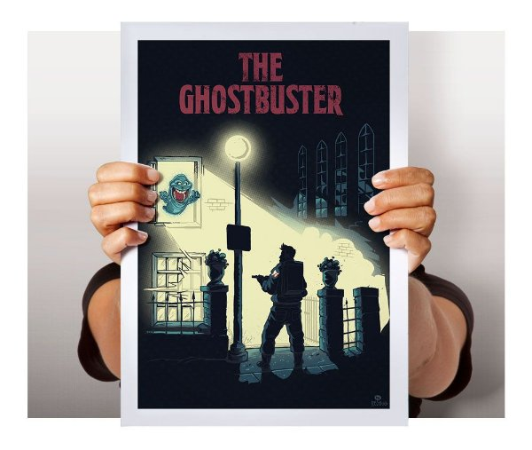 Poster The Ghostbuster