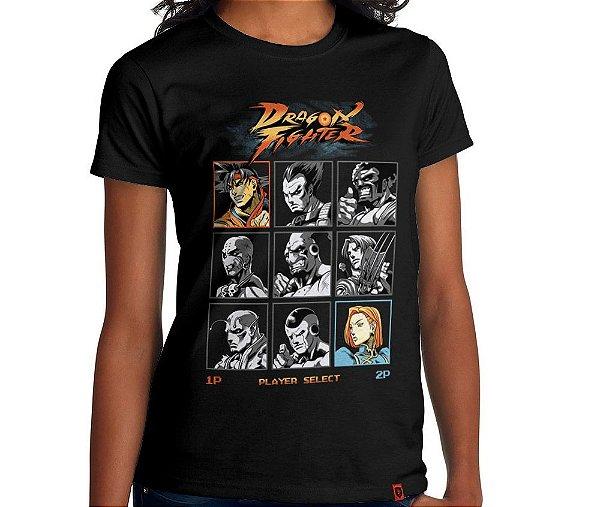 Camiseta Dragon Fighter