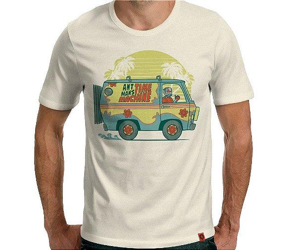 Camiseta Time Machine