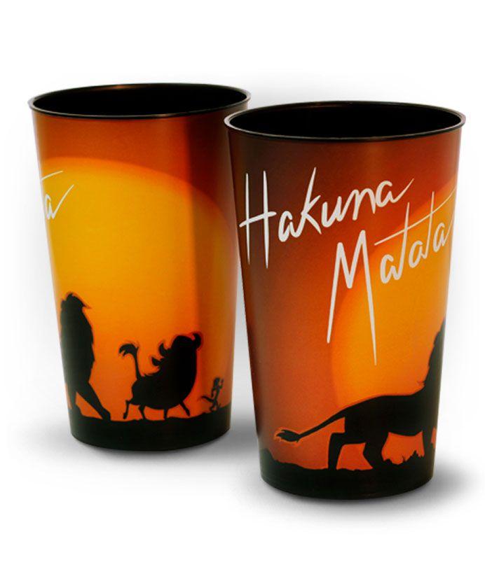 Copo Hakuna Matata